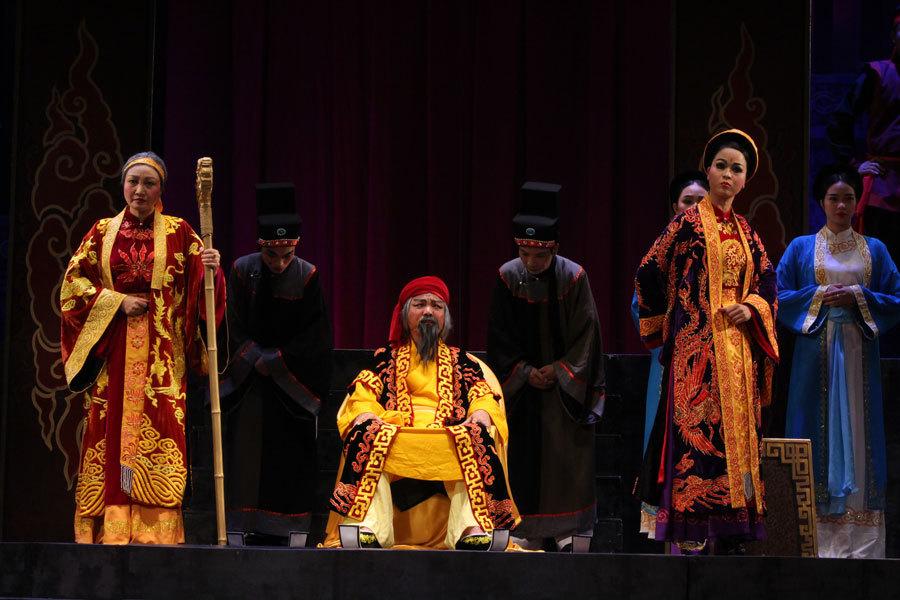 Hơn 1.000 nghệ sĩ, diễn viên tham gia Liên hoan Chèo toàn quốc