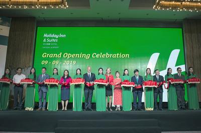 Khai trương khách sạn Holiday Inn đầu tiên ở Việt Nam