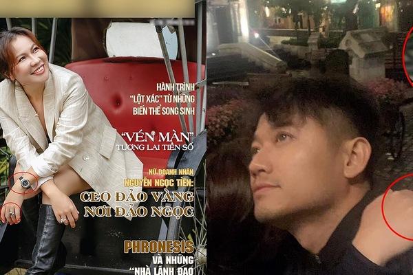 """Lộ gia thế """"khủng"""" bạn gái doanh nhân bị đồn chu cấp cho diễn viên Quý Bình"""