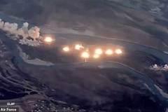 Tiết lộ mới về trận Mỹ ném bom rải thảm quân IS