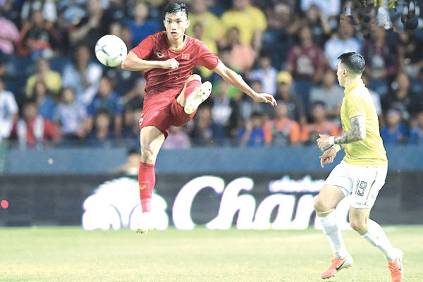 Vietnamese defender hopes to shine with SC Heerenveen