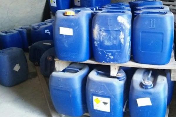Hành tung nhóm người Trung Quốc thuê nhà chứa hóa chất chế ma túy ở Bình Định
