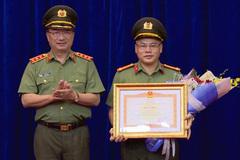 Giám đốc Công an Bắc Ninh làm Cục trưởng CSĐT tội phạm tham nhũng