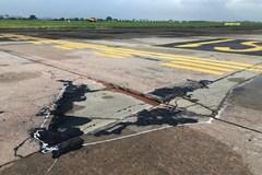 Đường băng sân bay Nội Bài phụt bùn, Bộ GTVT khẩn cấp xin vốn Chính phủ