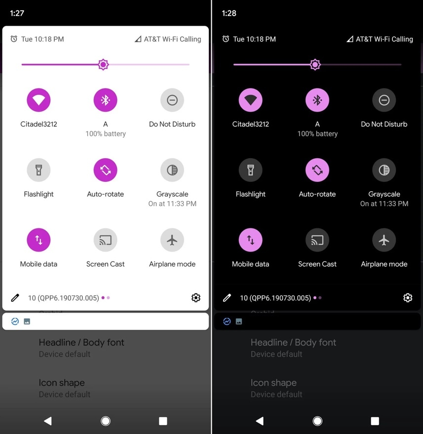Android 10,thủ thuật Android