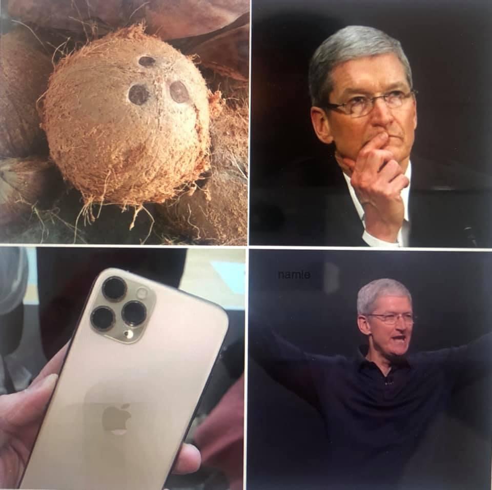 Người dùng kêu trời vì iPhone 11 Pro xấu chưa từng thấy