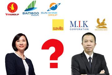 Bảy năm ngồi 7 ghế cao, kỷ lục CEO Việt nhảy việc, chỗ nào cũng làm sếp lớn