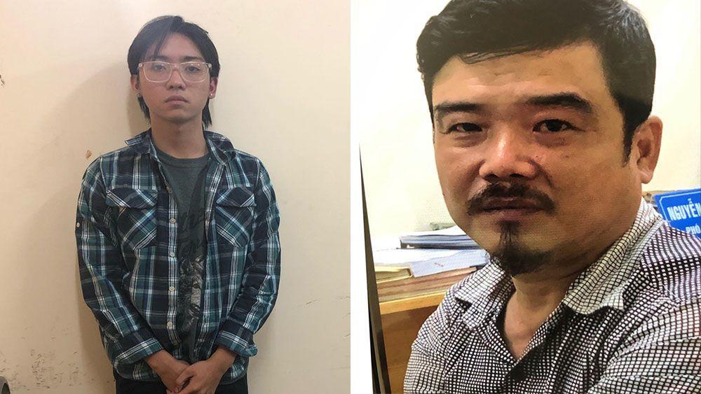 2 cha con vụ chặt rớt tay người bán nước sâm ở quận 3 bị khởi tố