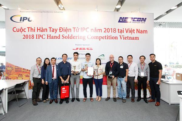 Triển lãm quốc tế NEPCON 2019 - cơ hội vàng cho doanh nghiệp điện tử