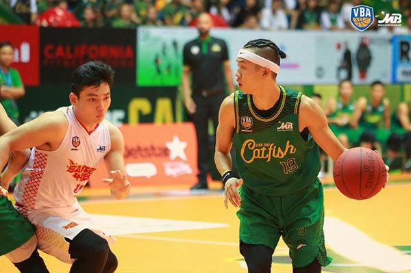 VBA FINAL: Saigon Heat beat Cantho Catfish