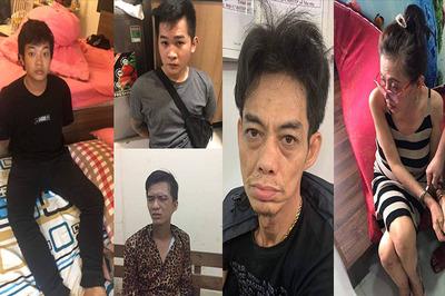 Phá đường dây ma tuý có súng từ nước ngoài về Việt Nam