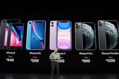 Apple bất ngờ 'khai tử' iPhone XS và XS Max sau khi ra mắt iPhone 11