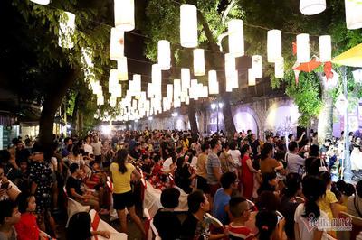 Địa điểm vui chơi Trung thu 2019 ở Hà Nội