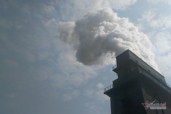 phí bảo vệ môi trường,khí thải,thu ngân sách,thuế phí