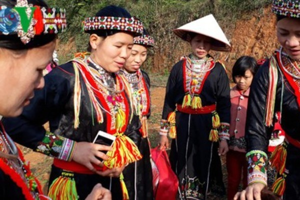 Red Dao,Day for Thunderbolt Deity,Forest Worship,ethnic groups in vietnam,Vietnam culture,Vietnam tradition