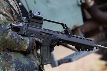 Thủ tướng Đức nói Mỹ không còn nghiễm nhiên 'vệ sĩ' của châu Âu