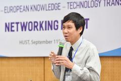 Thúc đẩy chuyển giao công nghệ và tri thức Việt Nam – châu Âu