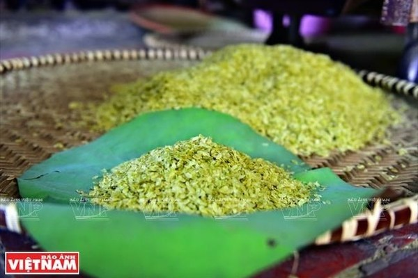 Young green rice – flavor of autumn