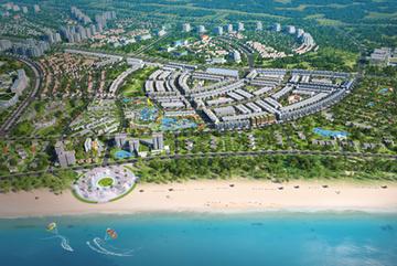 Nhơn Hội New City - giải 'cơn khát' đất nền ven biển