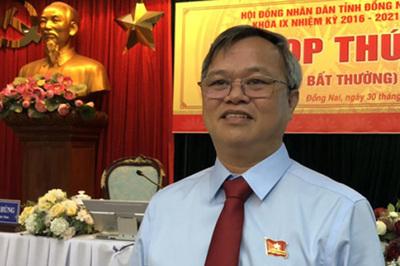Đồng Nai có Chủ tịch tỉnh mới