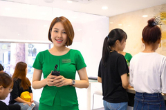 Hot girl Trâm Anh tăng cân, tái xuất trong vai trò MC sau scandal nhạy cảm