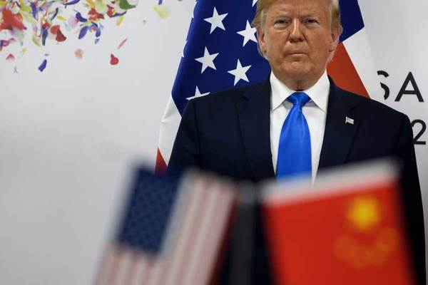 Quyết định bước ngoặt khiến Trump thất vọng, toàn cầu chấn động