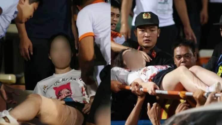 Báo châu Á sốc sự cố sân Hàng Đẫy, nạn pháo sáng bóng đá Việt