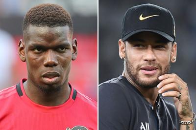 """Pogba hụt chuyển nhượng PSG vì """"ông kễnh"""" Neymar"""