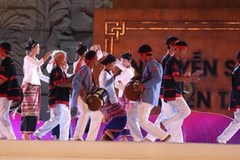 Binh Dinh hosts first Gong cultural festival