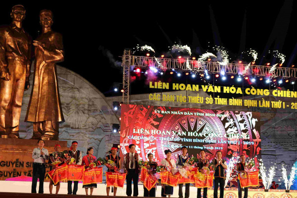 Gong cultural festival,binh dinh,quy nhon,Vietnam entertainment news,Vietnam culture,Vietnam tradition,vietnam news