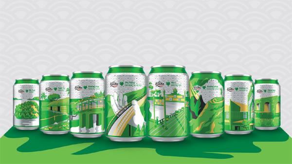 thương hiệu bia,sản xuất bia