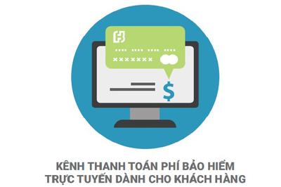 Đã có thể thanh toán trực tuyến phí bảo hiểm Fubon Life Việt Nam
