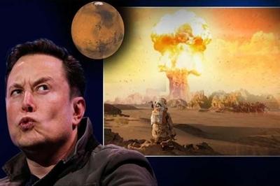 Viễn cảnh đánh bom nguyên tử sao Hỏa để tạo sự sống