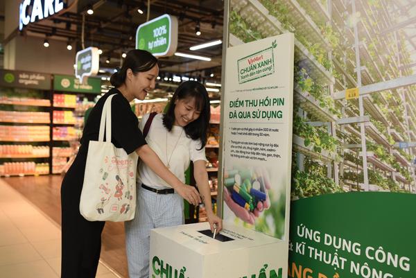 siêu thị,bảo vệ môi trường