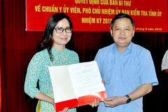 Ban Bí thư chuẩn y nhân sự mới