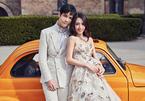Con trai trùm showbiz Hong Kong khoe ảnh cưới bên mỹ nhân Đài Loan