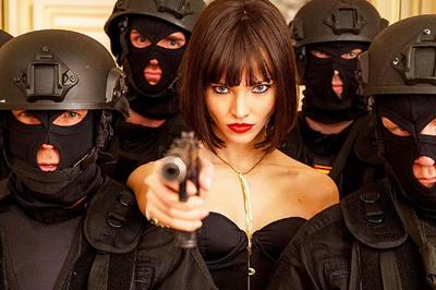 Siêu mẫu hàng đầu nước Nga vào vai phiên bản nữ của sát thủ John Wick