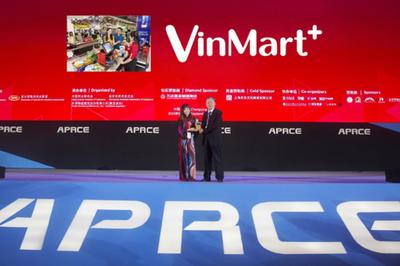 VinMart & VinMart+ nhận giải 'Nhà bán lẻ xanh'