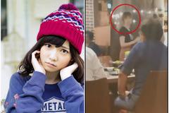 Cựu idol nhóm AKB48 làm phục vụ ở tiệm thịt nướng