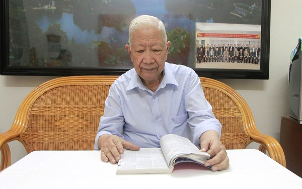 Professor devotes all life to Vietnamese neurology