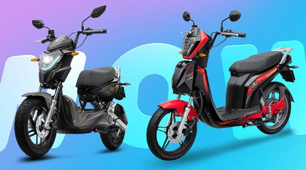Ra mắt 2 dòng xe máy điện cá tính của VinFast