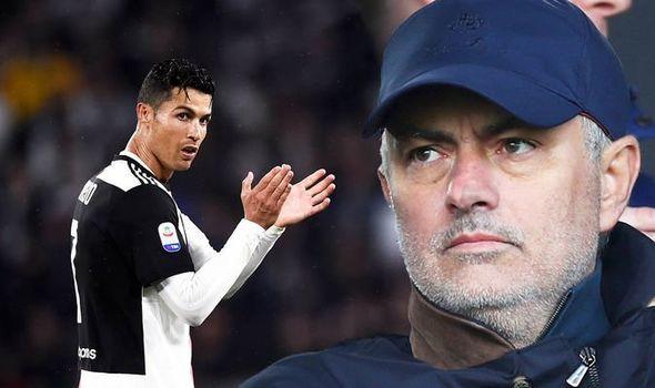 Ronaldo,Mourinho,Bồ Đào Nha,Juventus