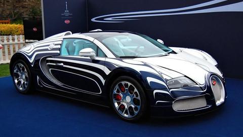 Đây là cách Bugatti sản xuất siêu xe 2,4 triệu USD bằng gốm sứ