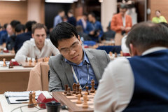 Le Quang Liem to play tie-break at FIDE World Cup