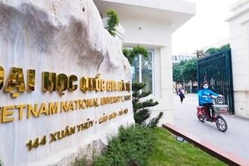 Vietnamese universities listed in THE World University Ranking