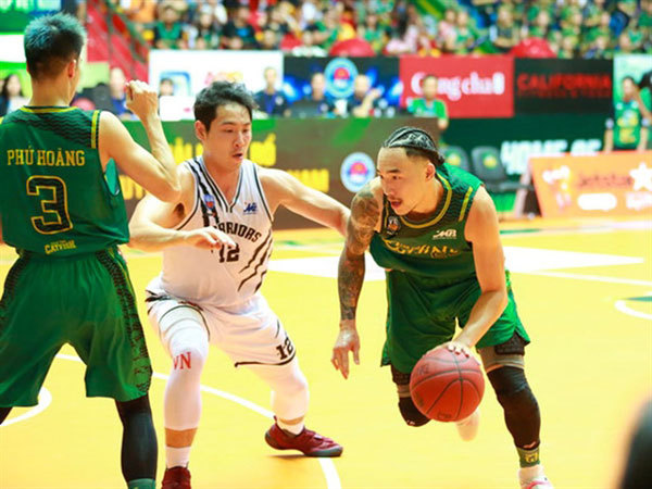 Vietnam's preliminary basketball squad for SEA Games announced