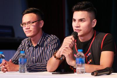Chàng ca sĩ dân tộc Thái thử sức với âm nhạc dân gian