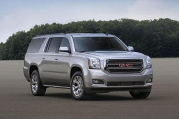 SUV Chevrolet,GMC,Cadillac,triệu hồi,lỗi phanh