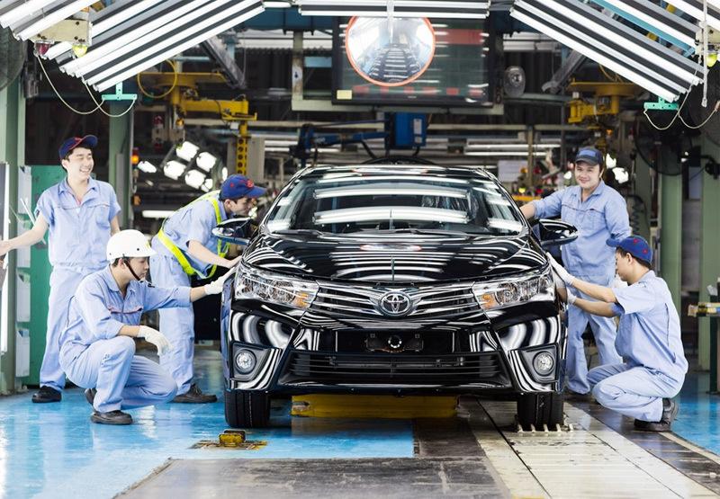 car price,automobile industry,VAMA,tariff cut,ASEAN,vietnam economy