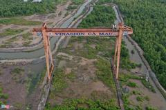 Multi-billion VND shipbuilding projects stop operations